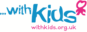 withkids logo the british association of play therapists